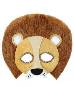 Løve halvmaske