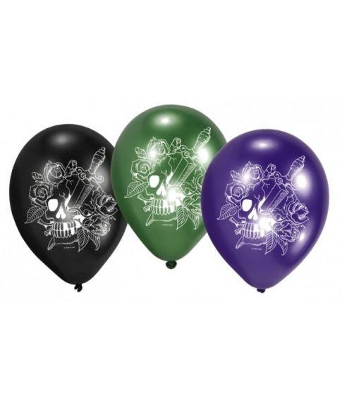 Skull Party balloner