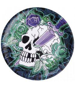 Skull Party tallerkner