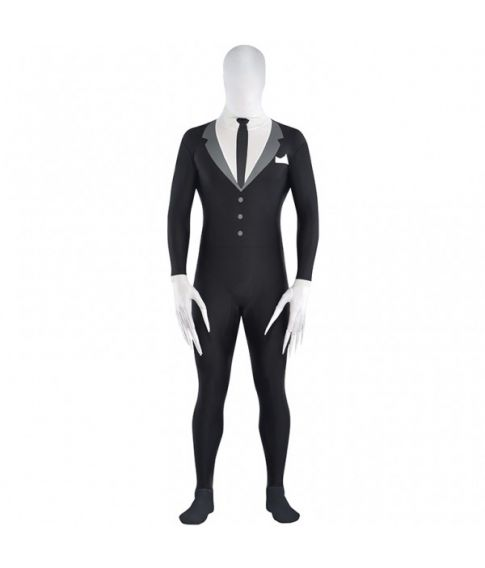 Slenderman skinsuit