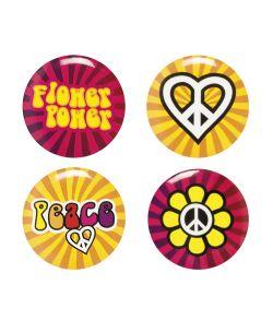 60er badges