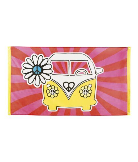 Hippie flag