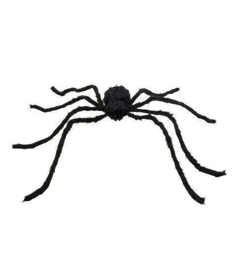 Stor behåret edderkop
