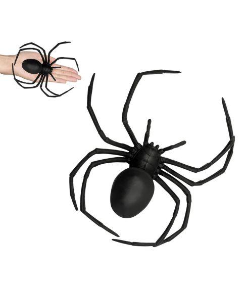 sort enke edderkop
