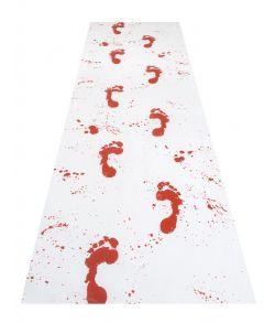 Blodig løber