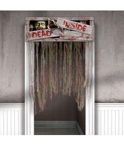 Zombie dørgardin