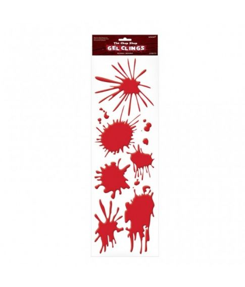 Blod klatter
