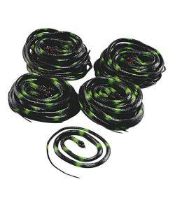 Slange sort og grøn