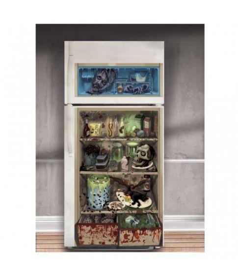 Køleskab dekoration