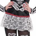 Sassy Skeleton kostume