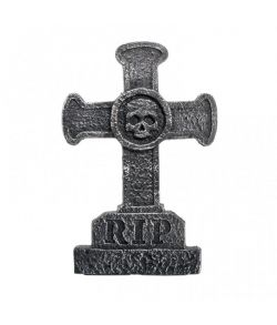 Kors gravsten