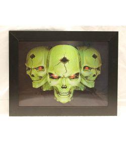 3D effekt billede Pirat