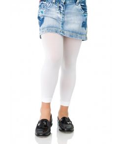 Hvide leggings, barn