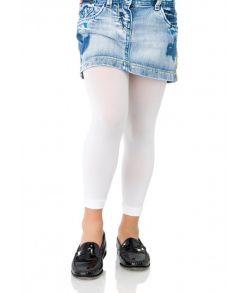 Hvide leggings, barn