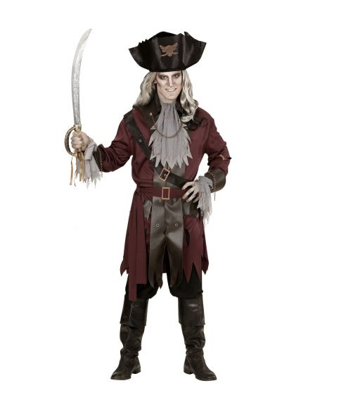 Captain Spook kostume