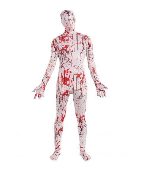Skinsuit Blodsplat