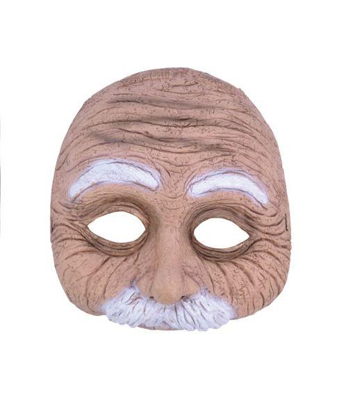 Gammel mand maske