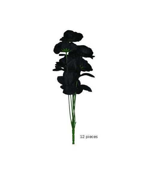 Buket sorte roser