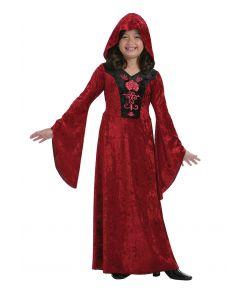 Gotisk Vampyr kostume