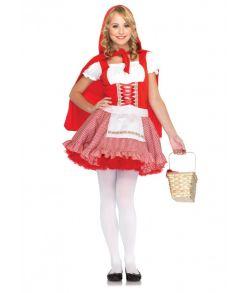 Rødhætte kostume, Teen