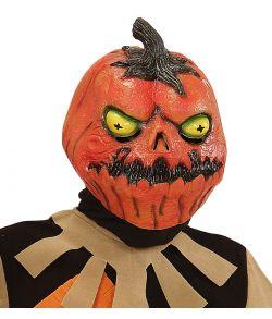 Uhyggelig græskar maske