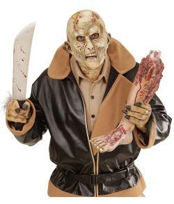 Zombie maske