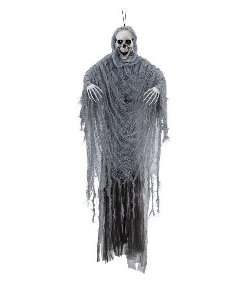 Halloween dekoration - Grim Reaper med lyd