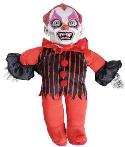 Scary Clown dukke