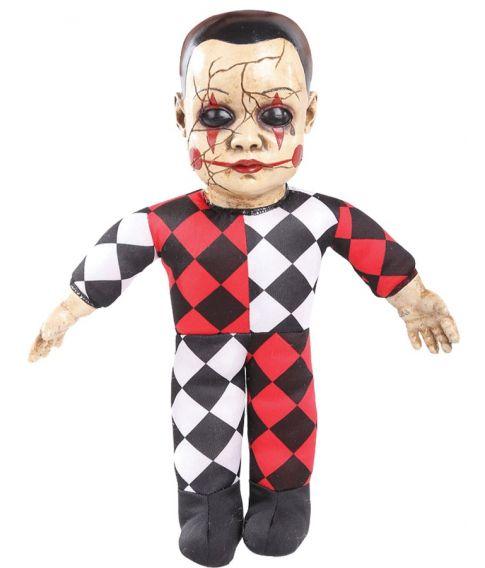 Harlequin dukke