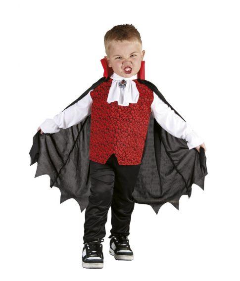 Vampyr kostume