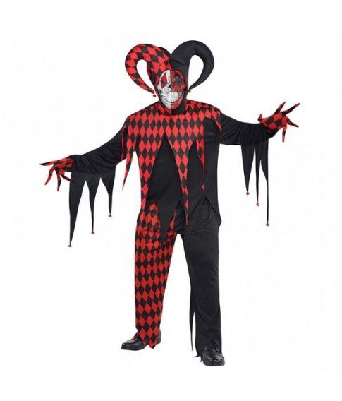 Krazed Jester kostume
