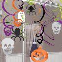 Halloween spiraler
