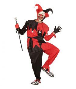 Evil Jester kostume