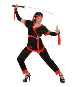 Ninja kostume