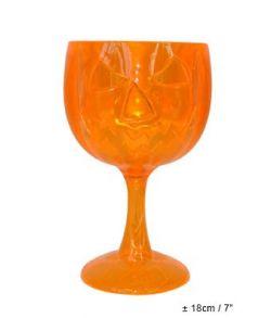 Græskar glas