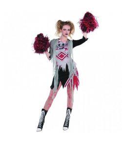 Zombie Cheerleader kostume