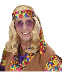 Hippie Dude, blond