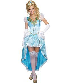 Askepot kostume