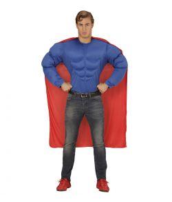 Superhelt muskelbluse