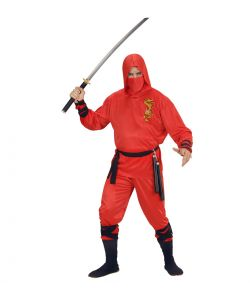 Red Dragon Ninja kostume