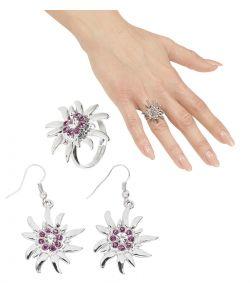 Edelweiss smykkesæt