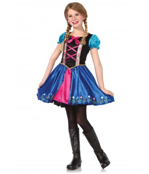 Alpine Princess kostume