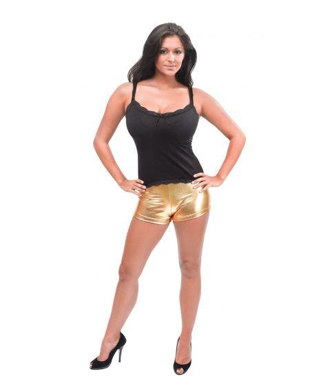 Hotpants, guld