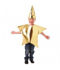 Julestjerne kostume