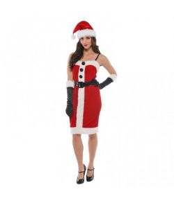 Jolly Holly kostume