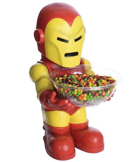 Iron Man slikskål