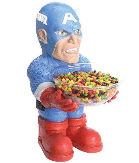 Captain America slikskål