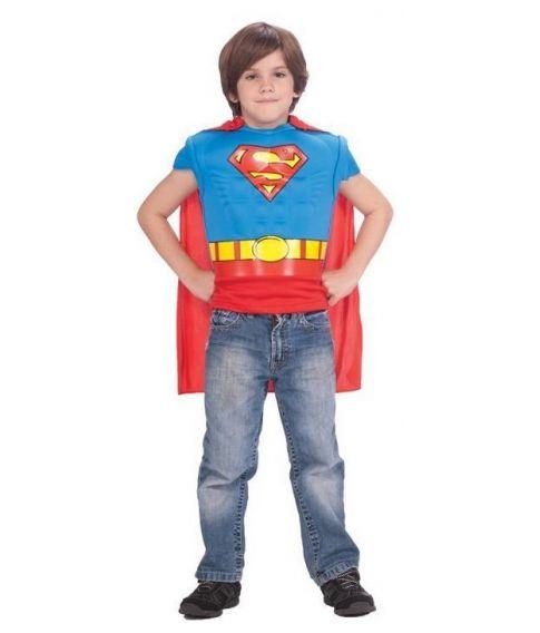 Superman muskelbluse
