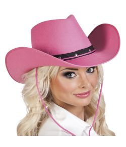 Cowboyhat Wichita Hot Pink
