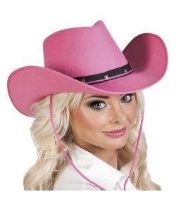 Cowboyhat Wichita Hot Pink